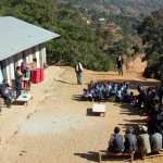 An important step in Pax Earth's educational mission in Nepal (December 27, 2011)