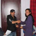 """PEN Toastmasters Vol. 3, No. 1: """"How Secured Are You?"""" (March 14, 2012)"""