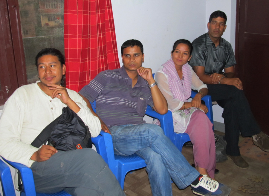 4_Audiences listening to a speech
