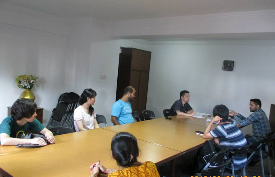 1_Preparation meeting for PCM workshop
