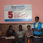 PEN 5TH ANNUAL GENERAL MEETING