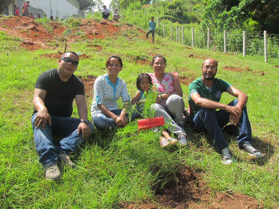 7_Tree plantation at Kalika
