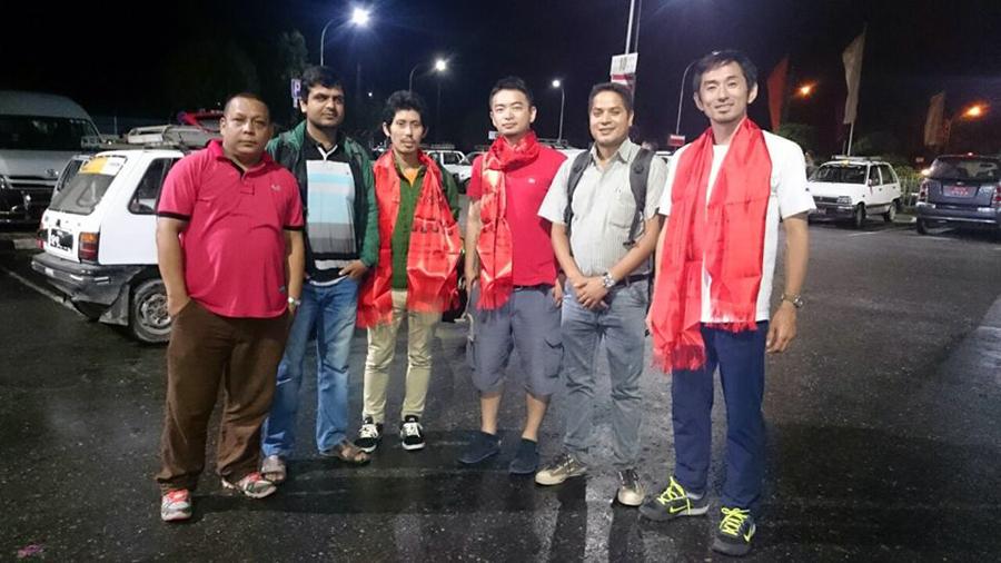 1_PEN team welcoming PEJ delegates