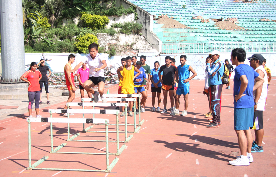 2_Training for sprinters