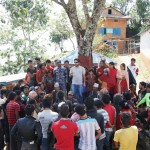PAX EARTH'S POST EARTHQUAKE RELIEF AND REHABILITATION ACTIVITIES  IN KAVRE – A BRIEF YEARLY REPORT