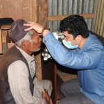 NAMOBUDDHA EYE CAMP HELD SUCCESSFULLY!