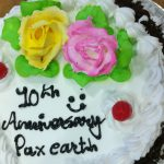 PAX EARTH OBSERVED 10TH ANNIVERSARY