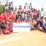 PAX EARTH CONDUCTED A NURSERY DEVELOPMENT TRAINING  FOR THE UNDERPRIVILEGED FARMERS IN KAVRE