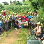 PAX EARTH PROVIDED FRUIT SAPLINGS TO EXPAND FRUIT GARDENS IN KAVRE
