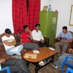 PEN Eighth Board Meeting (April 16, 2012)
