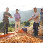 HIGH LEVEL DIGNITARIES OF PAX EARTH JAPAN VISITED NEPAL