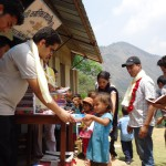 Pax Earth's Educational Mission continued in Kavrepalanchok, Nepal