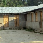 PAX EARTH PROVIDED FUND FOR RENOVATING SCHOOL BUILDING AND  FENCING SCHOOL COMPOUND AND PLANTATION AREA