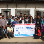 FOUR HUNDRED 27 BENEFITED FROM PAX EARTH'S  HISTORIC EYE CAMP IN KAVRE